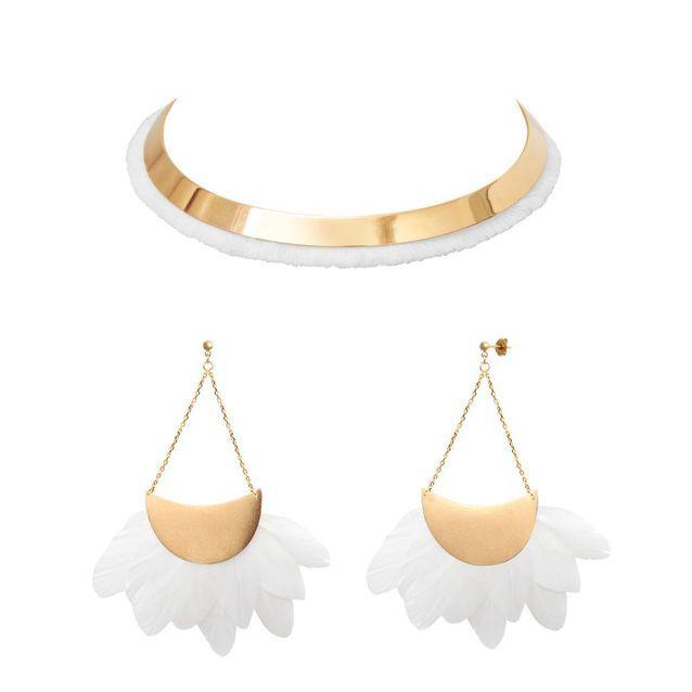 Parure bijoux fantaisie Caroline Najman