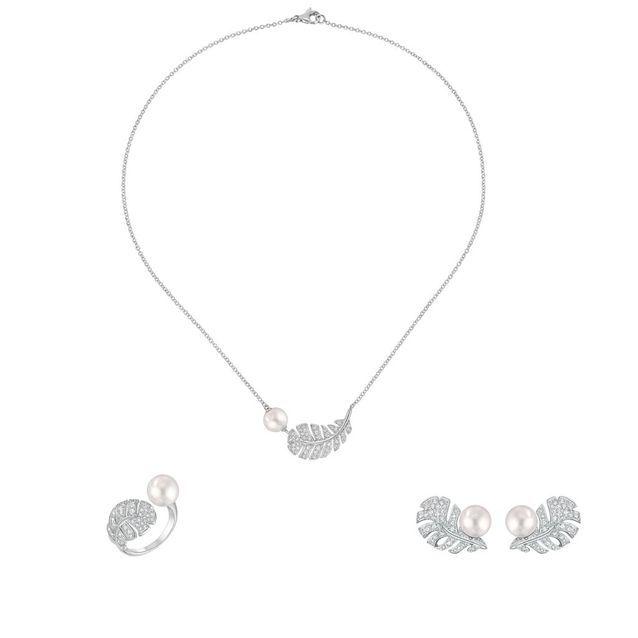 Parure bijoux or Chanel