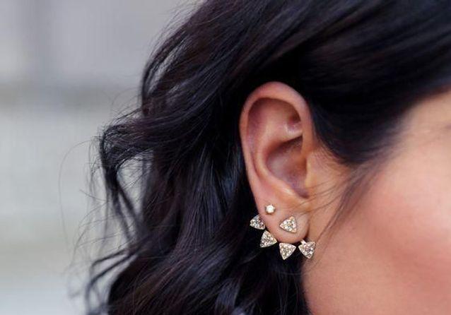 magasin en ligne 316f2 b2791 Piercing oreille : les plus beaux piercings d'oreille - Elle