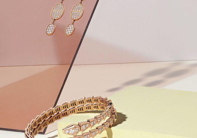 Série mode spécial joaillerie : or, argent et diamant pour des instants magiques