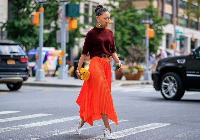 15 jupes longues pour un été romantique