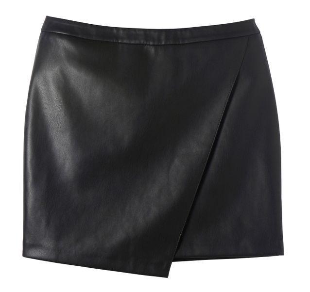 218e29da544cd0 Jupe portefeuille courte KIABI - La jupe portefeuille, notre ...
