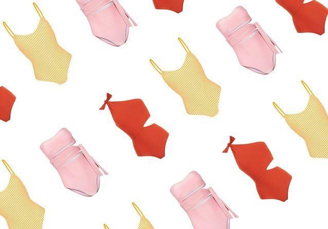 42 maillots de bain une pièce pour un corps de naïade