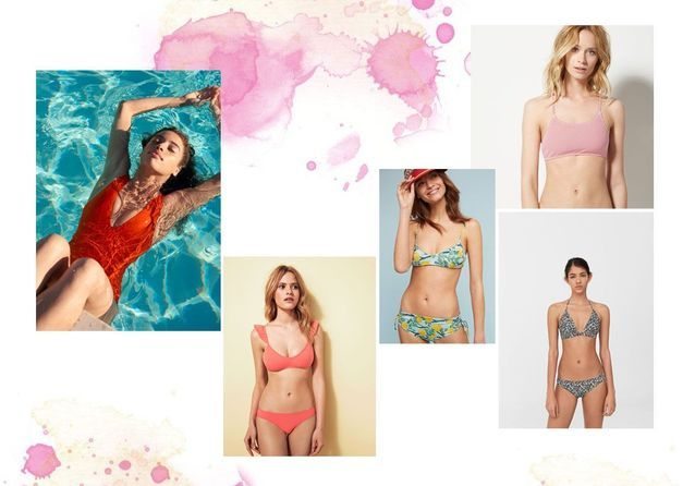 #MaMorpho : 20 maillots de bain qui flattent les silhouettes en V