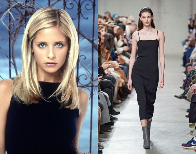 Buffy Summers en Gauchere