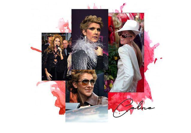 Céline Dion : les looks qui prouvent que son audace ne date pas d'hier