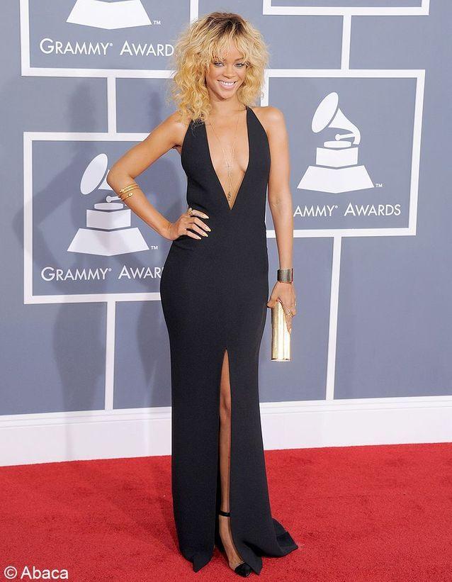 Rihanna en mode sexy