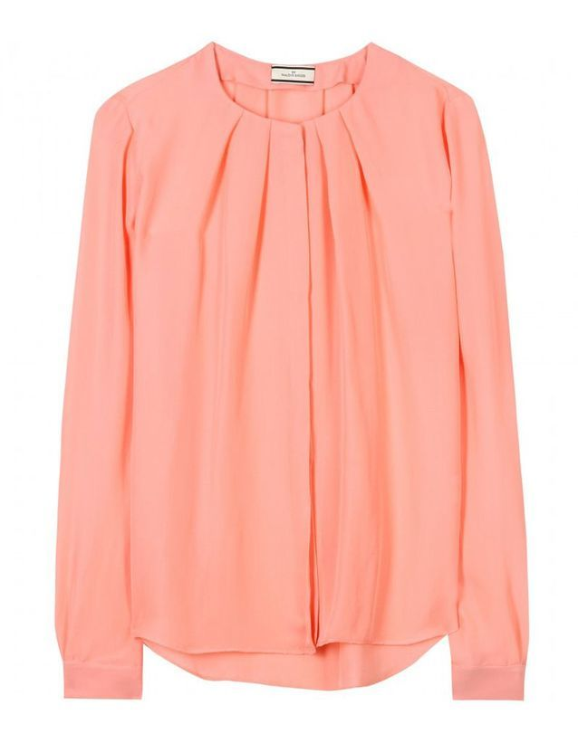 Blouse en soie By Marlene Birger