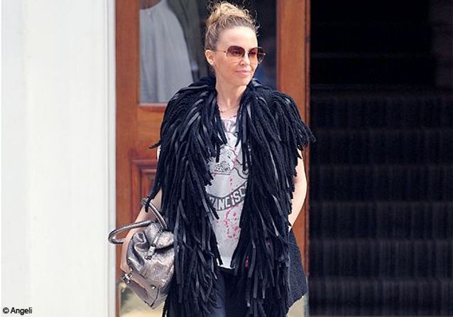 On adopte le look de Kylie Minogue