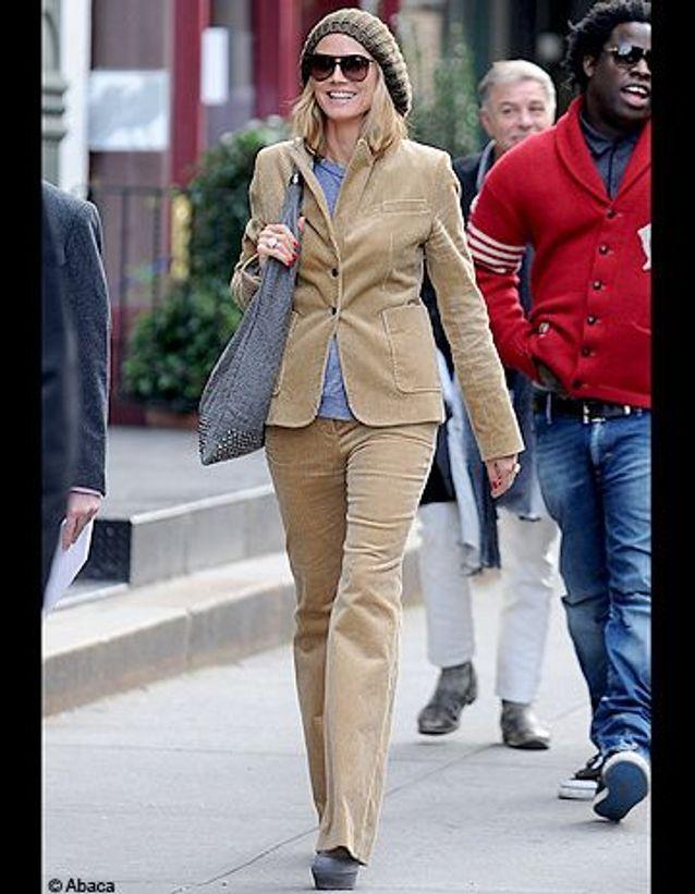 Mode look tendance people heidi klum ok1
