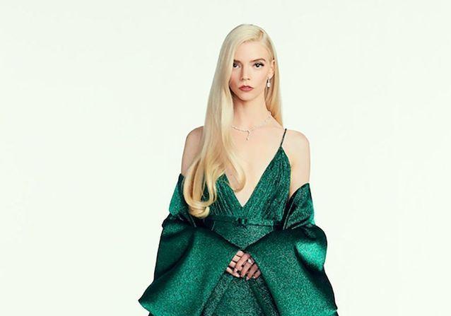 Golden Globes : Anya Taylor-Joy ne portait pas une, mais deux robes Dior