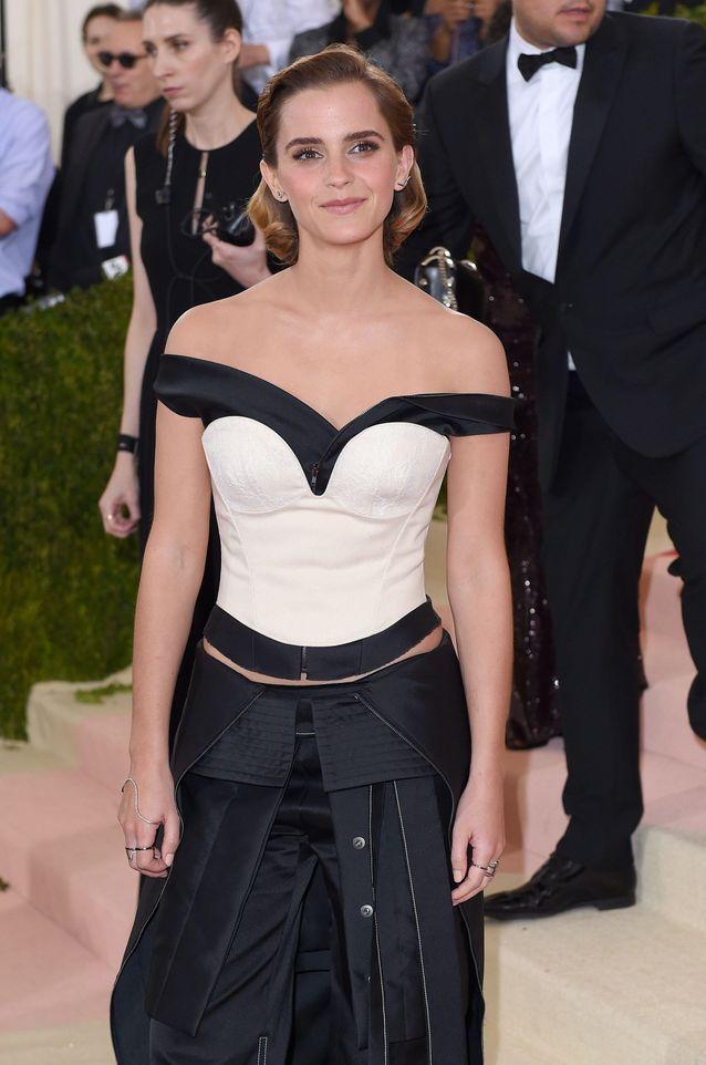 Emma Watson au Met Gala 2016
