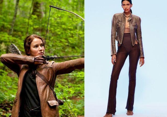 Katniss Everdeen, version guerrière, en KNWLS