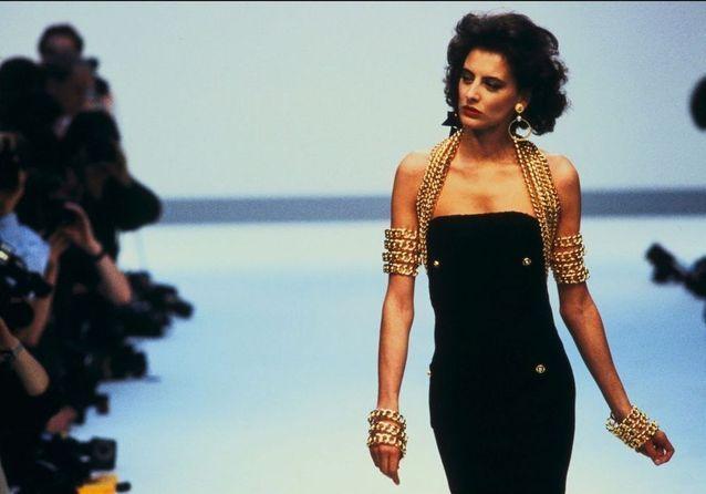 Ines de la Fressange, icône star des années 80 pour Karl Lagerfeld