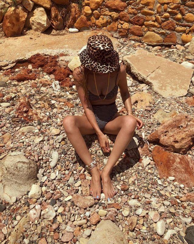 Blanca Miro two-piece gingham