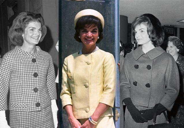 Les tailleurs de Jackie Kennedy