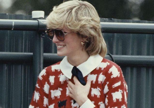 Lady Diana : ses plus beaux pulls de Noël