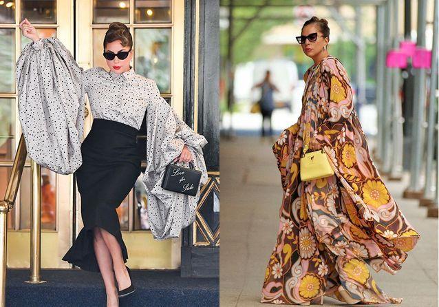 Lady Gaga : la reine des looks extravagants fait de l'été 2021 son terrain de jeu