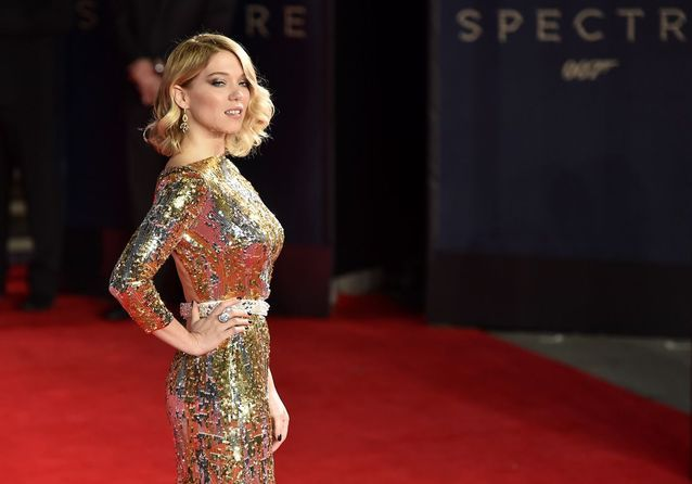 Léa Seydoux : itinéraire fashion d'une James Bond girl