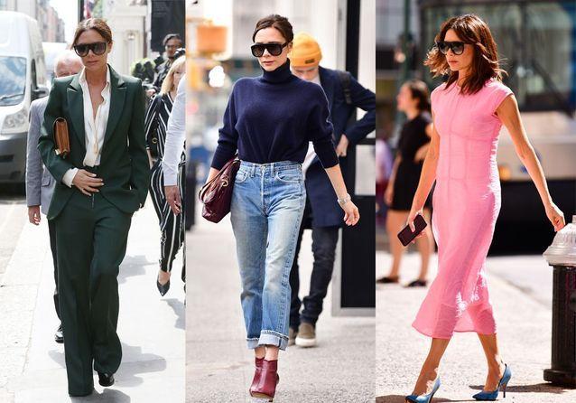 Les 9 indispensables de la garde-robe de Victoria Beckham