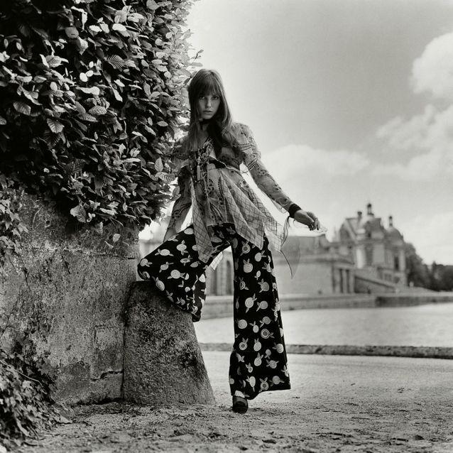 Le pantalon à fleurs de Jane Birkin