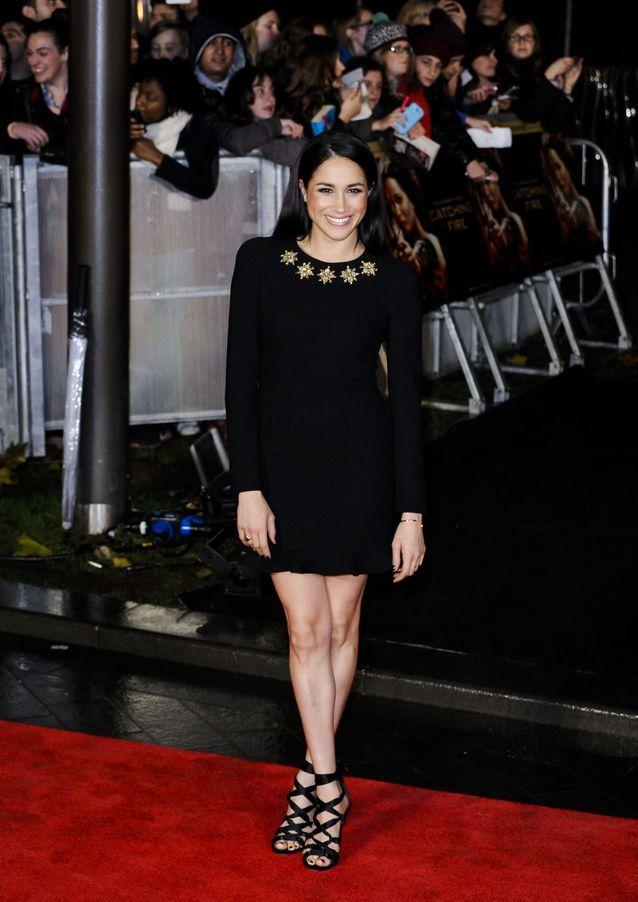Meghan Markle en robe sexy
