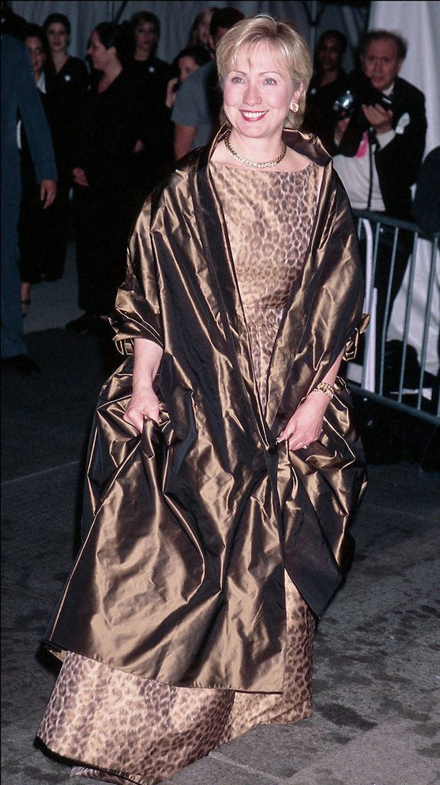 Hilary Clinton en 2001