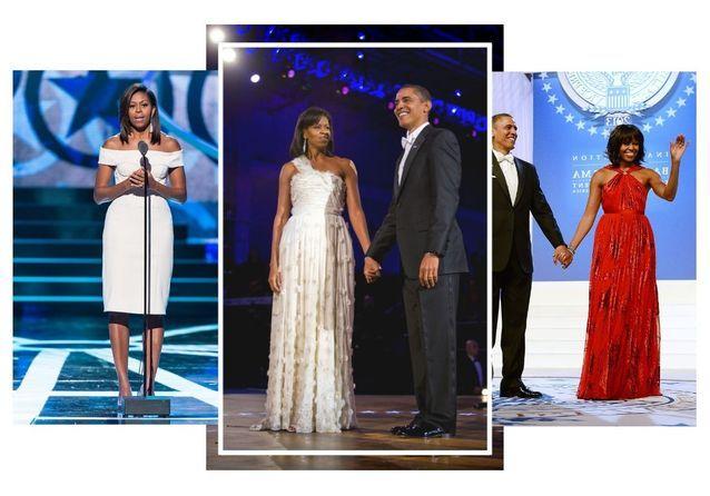 Michelle Obama : les plus beaux looks d'une icône américaine