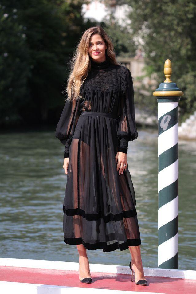 Ana Beatriz Barros à la Mostra de Venise