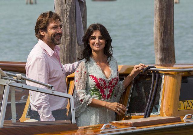 Arrivée en bateau à Venise