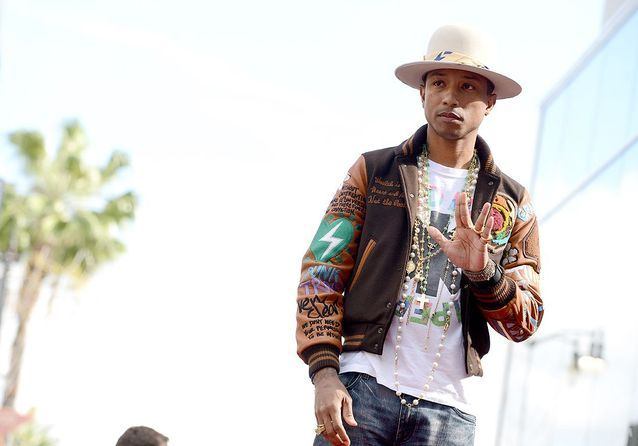 Pharrell Williams s'habille-t-il toujours pareil ?