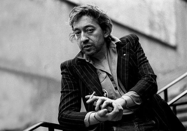 Serge Gainsbourg : son évolution en 25 looks