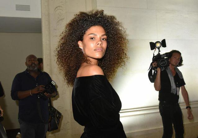 Tina Kunakey : défilé de looks sublimes pour la petite amie de Vincent Cassel à la Fashion Week