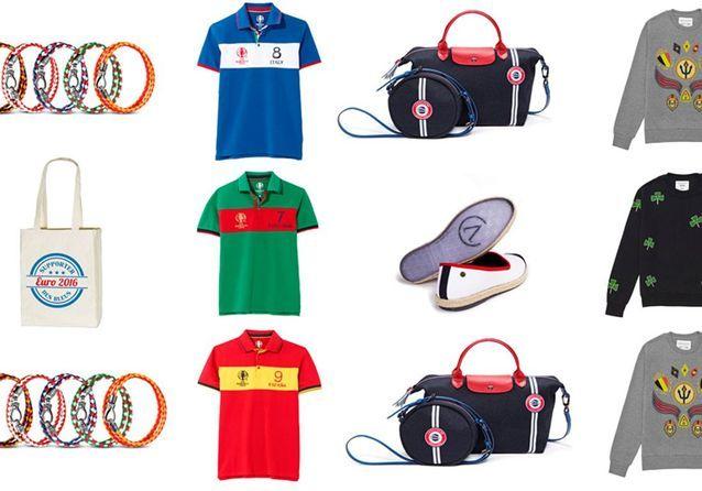 Euro 2016 : les meilleures pièces mode à shopper