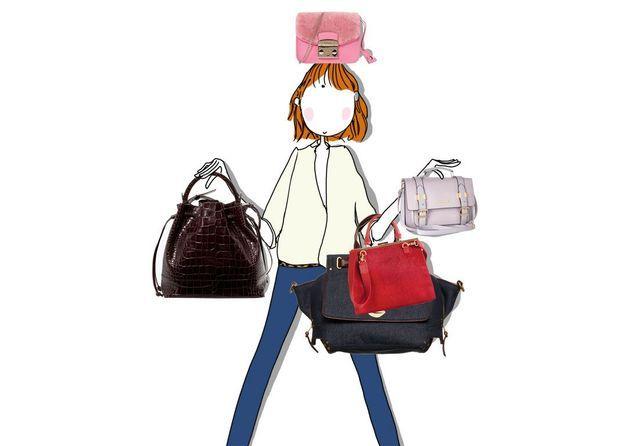 6bc250492f Quel sac choisir : découvrez comment choisir votre sac à main - Elle
