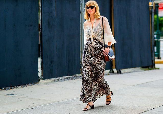 Comment porter l'imprimé léopard cet automne ?