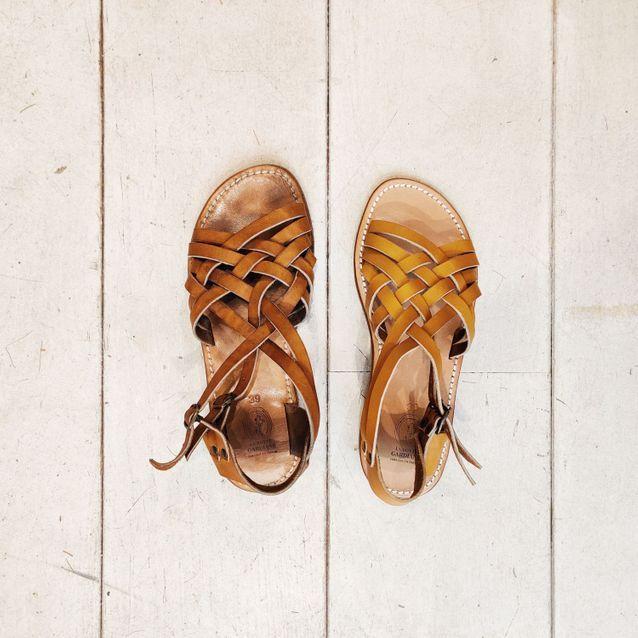 Sandales La botte gardiane