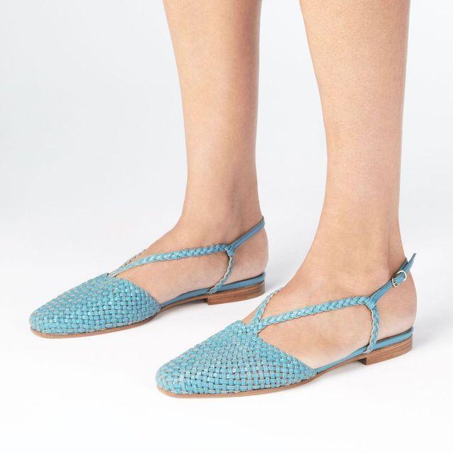 Sandales SYMI de chez Michel Vivien