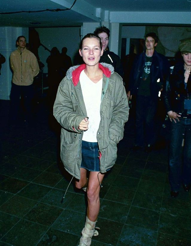 Style groupie comme Kate Moss