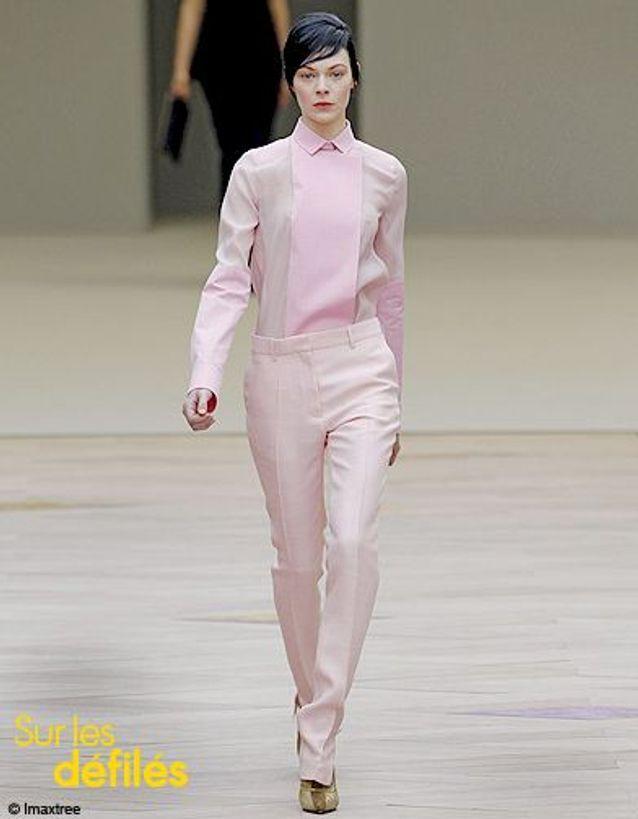 Mode conseils mode comment porter look tendance couleur pastel Celine