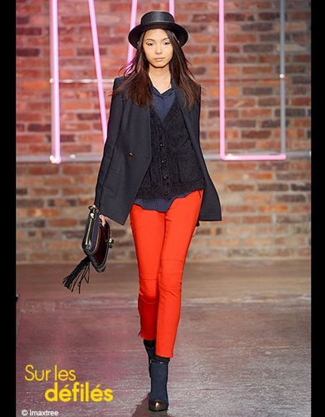 Mode tendance conseils porter boyish DKNY