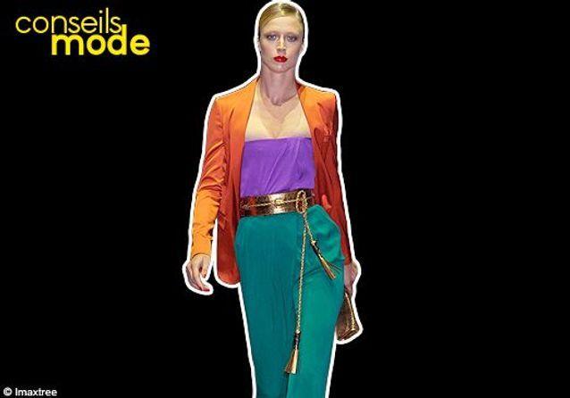 Comment porter une veste de couleur ?