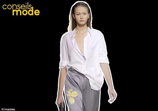 Conseils mode : la chemise blanche