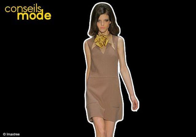 Conseils mode : Un look inspiré des sixties très 2010
