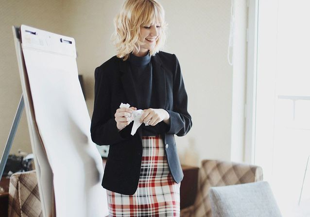 Mode d'emploi : du style au bureau