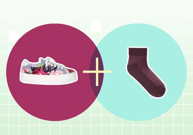 Quelles chaussettes pour quelles chaussures?