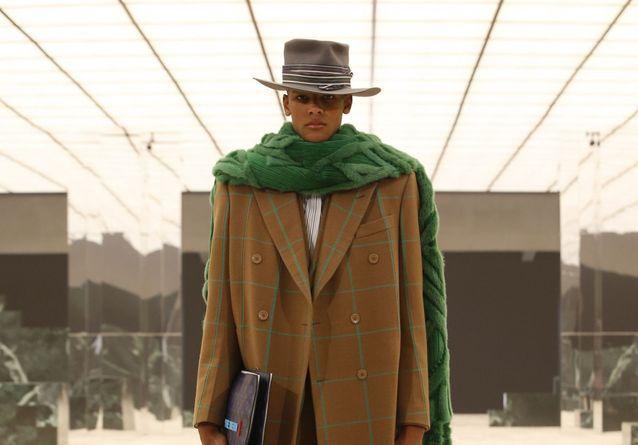 Louis Vuitton Homme automne-hiver 2021/2022 : un show militant nécessaire