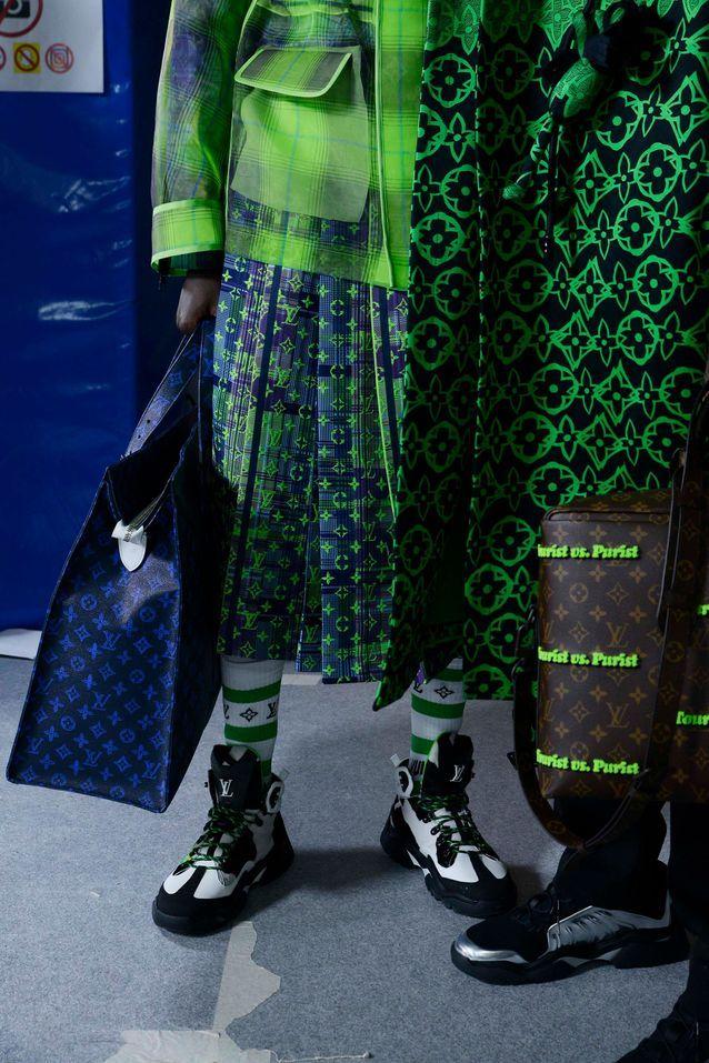 Louis Vuitton Homme automne-hiver 2021/2022