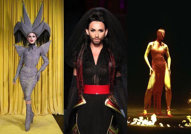 10 moments queer sur les podiums des défilés de mode qui font du bien