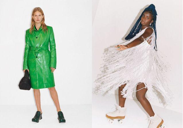 15 looks issus de la nouvelle collection Bottega Veneta qui nous ont tapé dans l'oeil